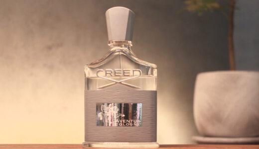 CREED(クリード)最新作の香水「アバントゥス コロン」を購入レビュー