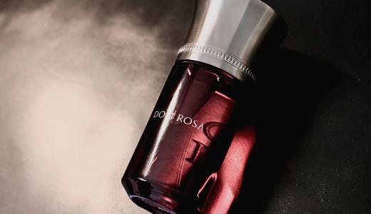 ドン ローザの香りをレビュー|シュワシュワなシャンパン香水【リキッドイマジネ】